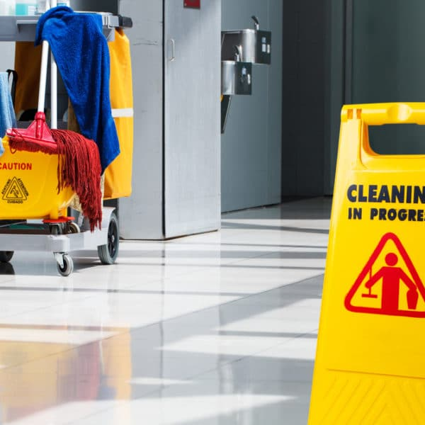 Invoice factoring cleaning business