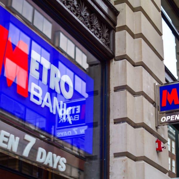 Metro Bank SME Finance