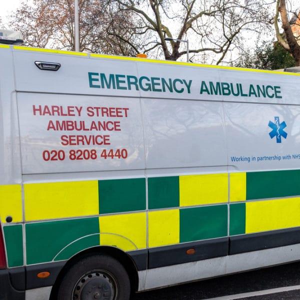 Private Ambulance Cashflow Services