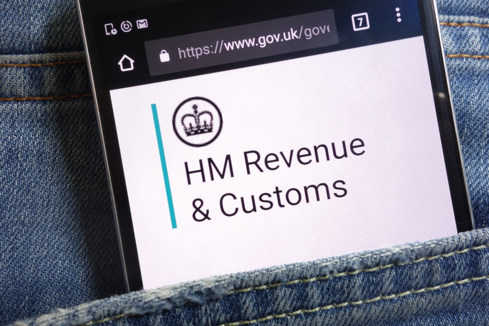 Corporation tax payment HMRC