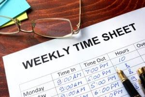 Making Timesheet Funding Simple