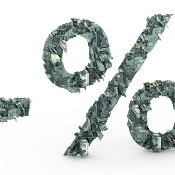 What is a negative interest rate?