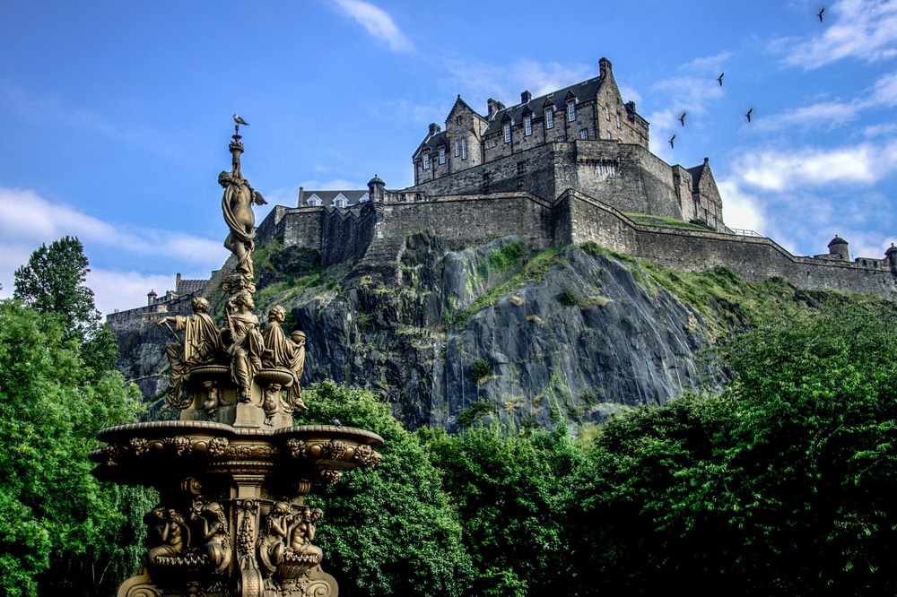 Invoice Discounting brokers in Edinburgh