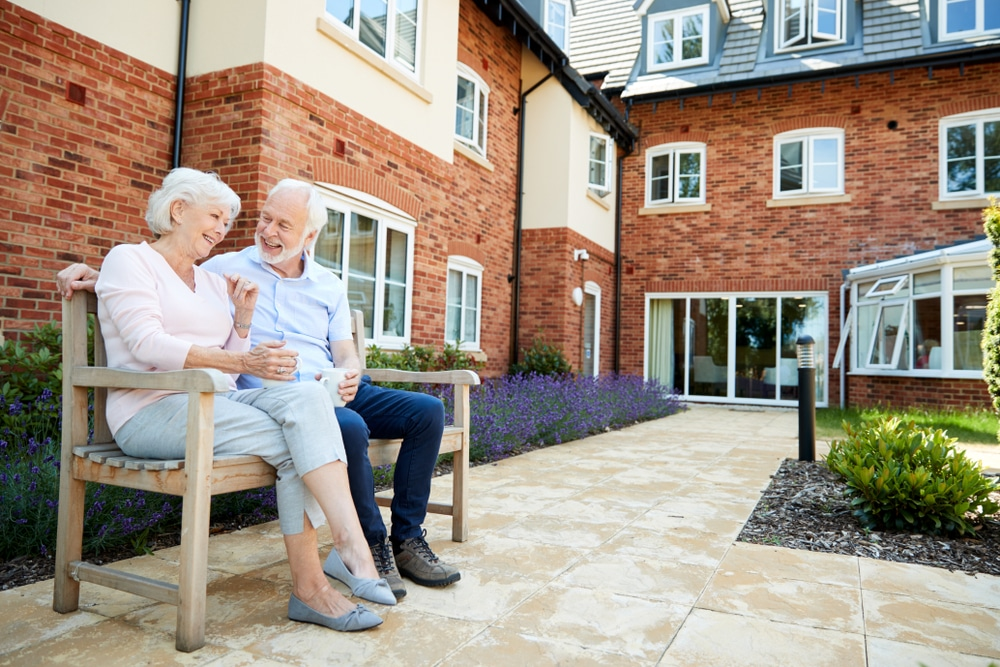 how to market a care home