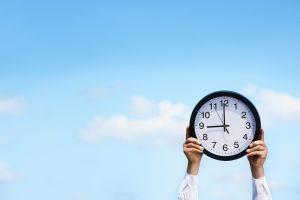 Reclaim work time