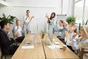 keep your employees motivated