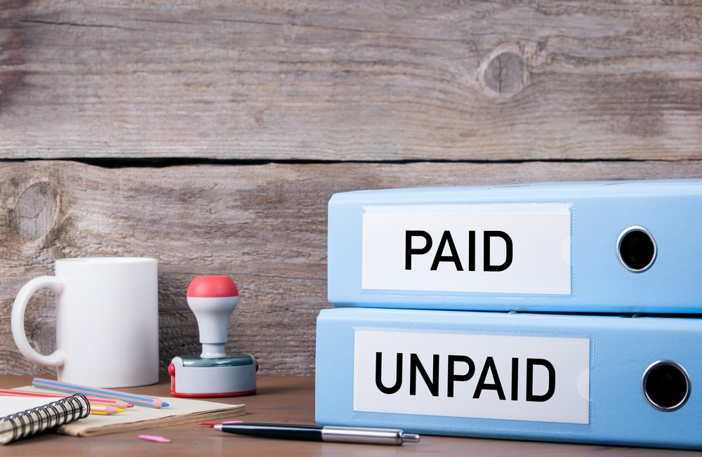 recovering unpaid invoices uk